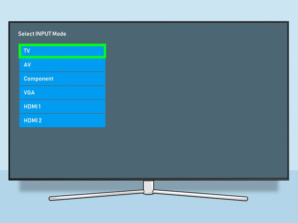 How to connect laptop screen to a TV in Windows 10